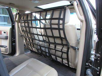1999 - 2005 Ford Excursion Raingler Barrier for Behind Front Seats