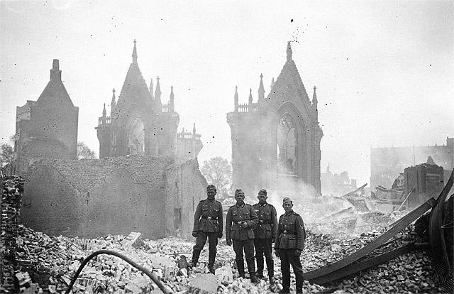 Rotterdam 1940-1945