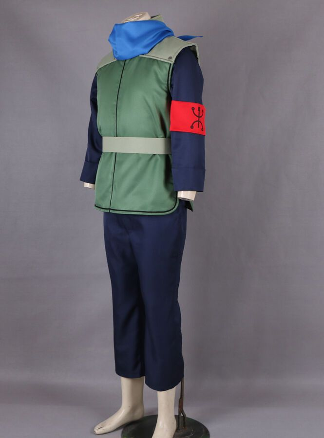 Boruto Movie Sarutobi Konohamaru Konoha Ninja Cosplay Costume Custom Made