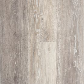 STAINMASTER 10-Piece 5.74-in x 47.74-in Washed Oak- Dove/Gray Floating Rustic Luxury Vinyl Plank Residential Vinyl Plank
