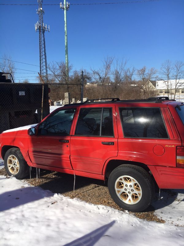 1996 Jeep Grand Cherokee For Sale In St Louis Mo Grand
