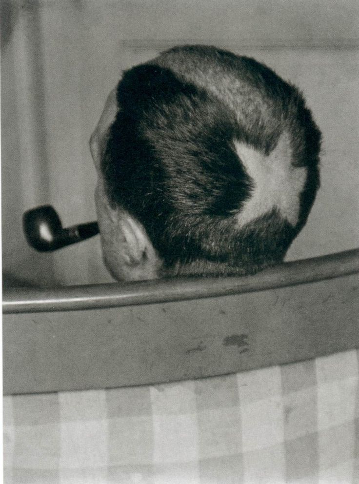 Marcel Duchamp by Man Ray, 1920
