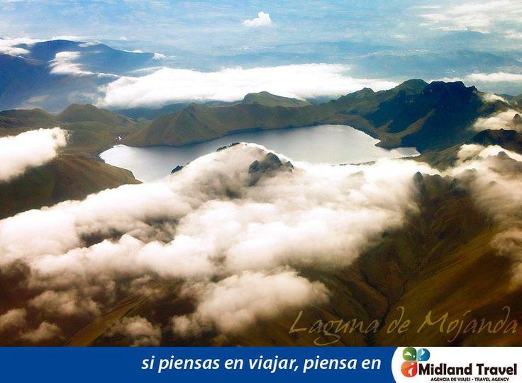 """Mares en los Andes """"Lagos del Ecuador"""" - Lago Mojanda"""