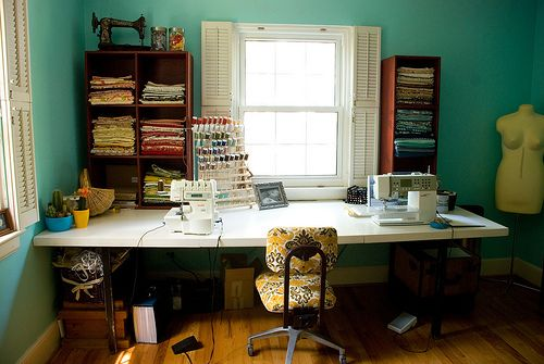 Sewing Room Layout Sewing Room Ideas Pinterest