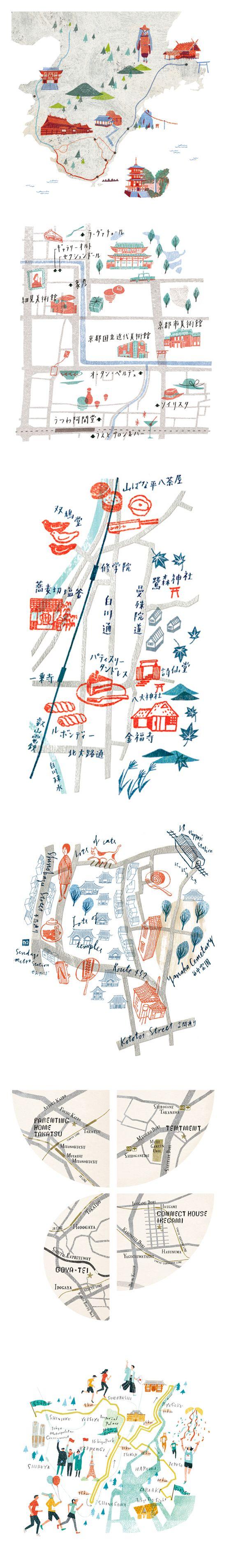 illustrations   Masako Kubo