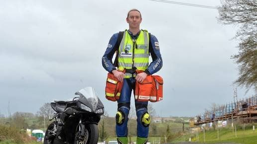 Please take two minuets to sign this for a friend sadly lost yesterday ... Dr John Hinds campaigned to get an Air Ambulance off the ground for Northern Ireland... A Lasting Tribute for an Exceptional Man.. RIP Doc Hinds · Change.org
