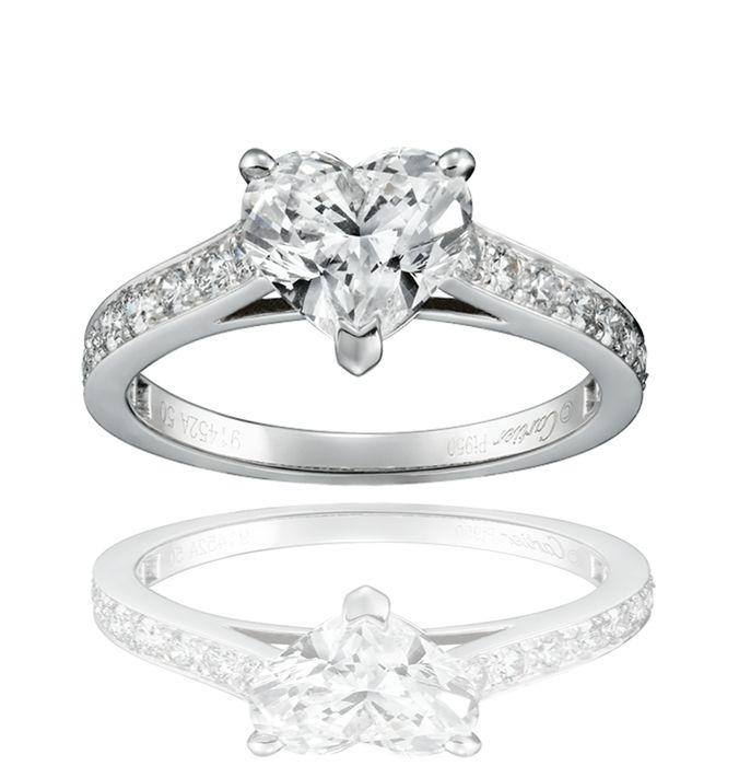 Cartier bague mariage