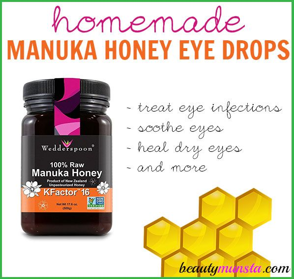 Not long ago, I shared a recipe for a DIY Eye Spray using Raw Honey. Now I want to share something even more powerful and that's DIY manuka honey eye drops! Manuka honey is the best type of honey out there. It's got extremely potent antibacterial effects and a high nutrient content that makes it …