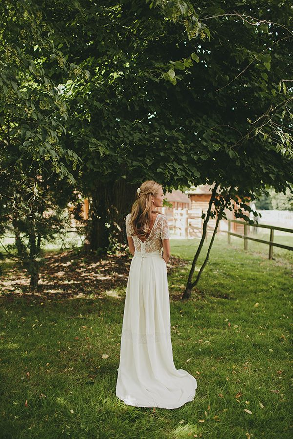 wedding photographer Emilie White Laure de Sagazan dress Lucy says I do stationery