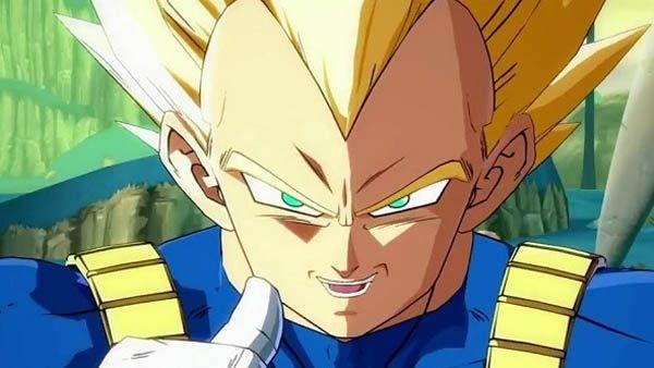 Aparece Vegeta en Dragon Ball FighterZ