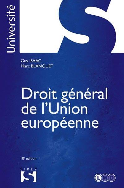 Une présentation synthétique et critique de l'ensemble des systèmes institutionnel, juridique et judiciaire de l'Union européenne. En annexe la table des équivalences entre ancienne et nouvelle numérotation des articles du traité de Rome suite à la signature du traité d'Amsterdam. Cote : 3-11 ISA
