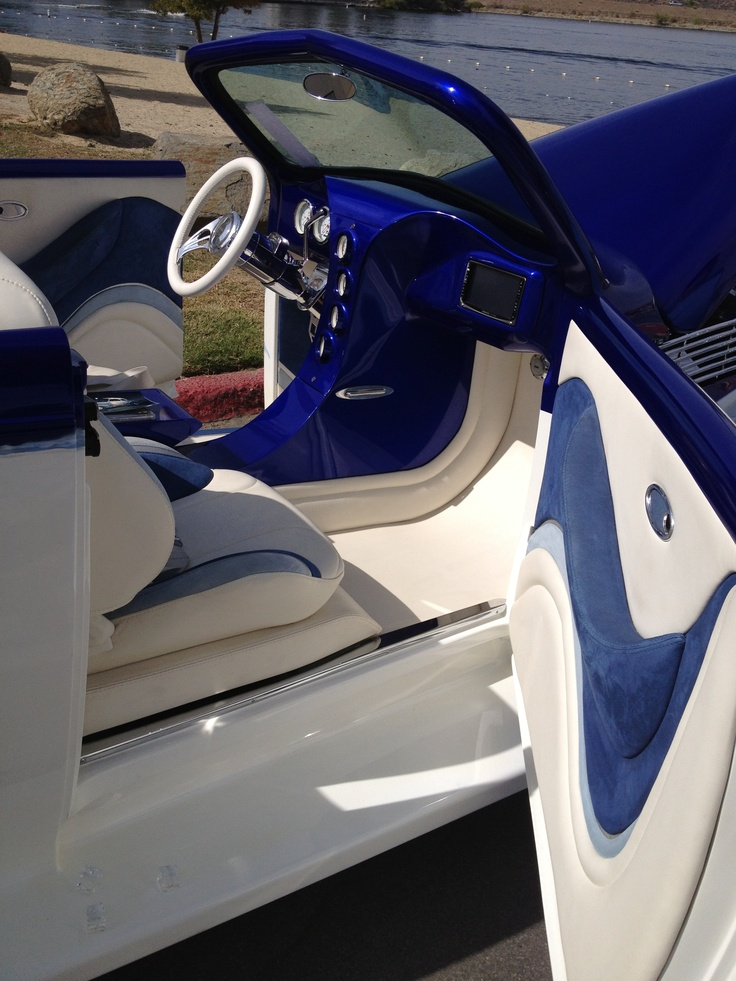 Blue Ice Custom Carinteriors Custom Interior Design For