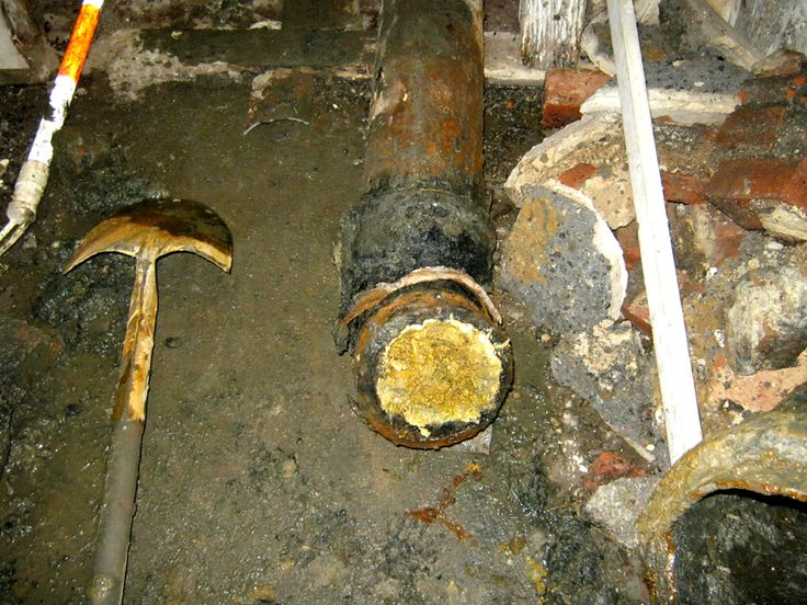 Find sewer trap or locate house sewer for drain cleaning