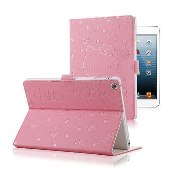 Smart Cover PU Leather Stand Case For iPad Mini 1 2