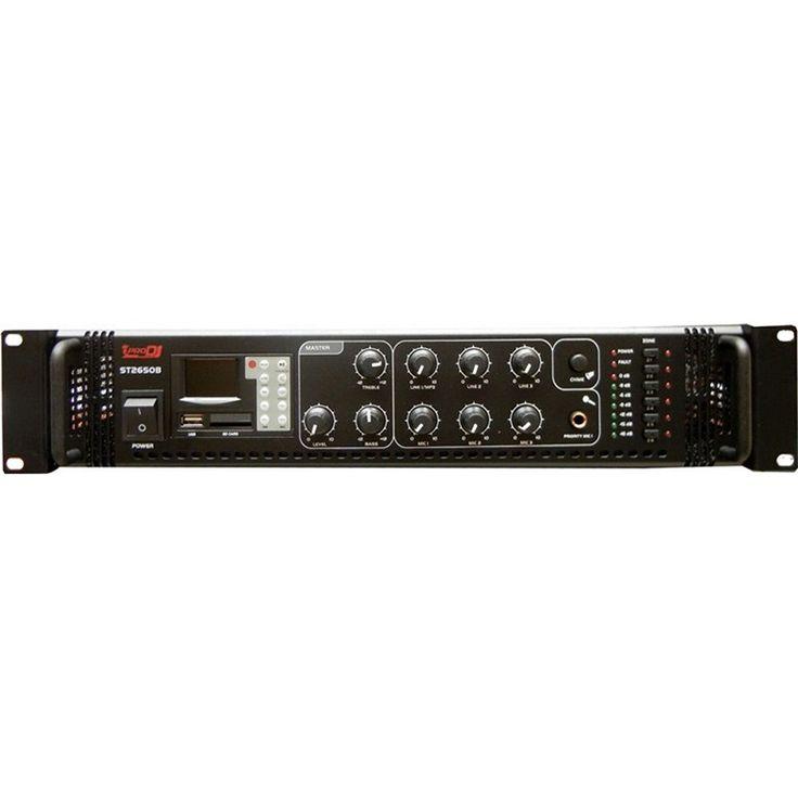 Amplificador ambiental ST-2350BC, PRO DJ tan solo $850.000.
