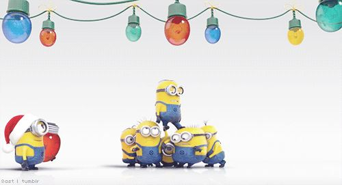 How many minions does it take to change a light bulb ?