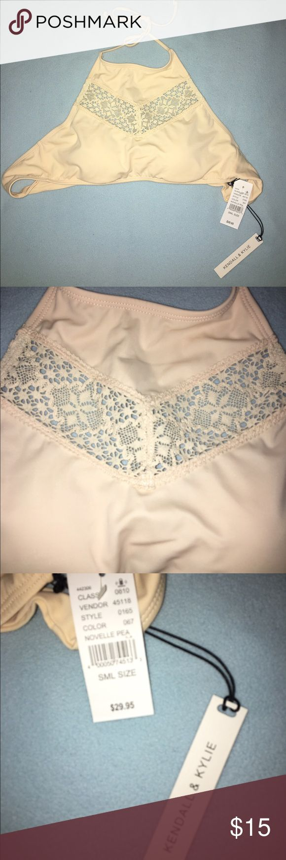 Kendall and Kylie Pacsun Bikini Top never worn. size small. PacSun Swim Bikinis