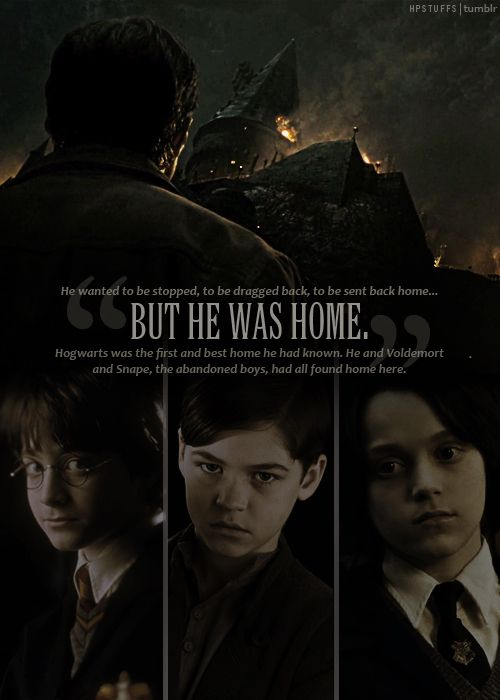 The Lost Boys of Hogwarts