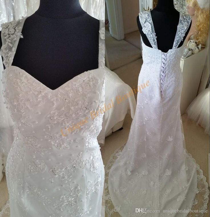 Sheath Wedding Dresses 2017 Famous Design With Straps And Lace Up Back Real Photos Appliques Pearls Tulle Elegant Bridal Gowns Court Train Simple Sheath Wedding Dress Tool Wedding Dresses From Uniquebridalboutique, $141.81| Dhgate.Com