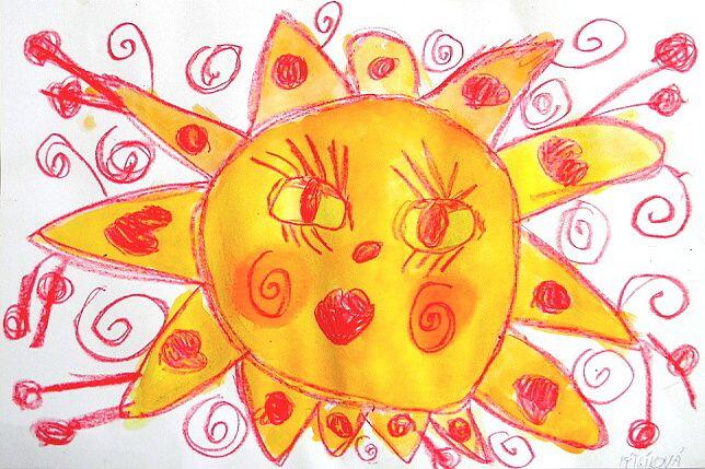 Slunce pořád září