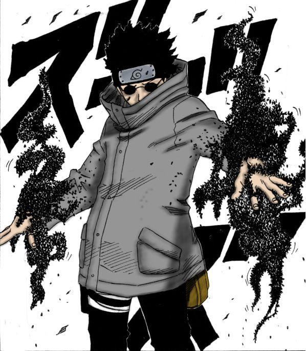 Aburame Shino. He's such a badass | Naruto | Pinterest ...