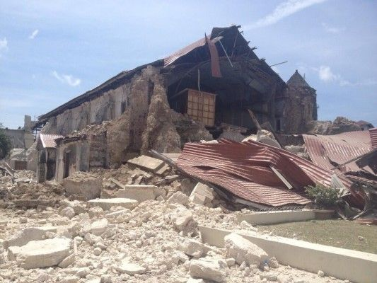 One inChrist: An appeal on Behalf of the Philippine Earthquake Victims