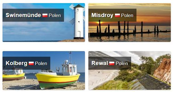 Misdroy ist ein beliebter Urlaubsort an der polnischen Ostsee ☼ Wanderwege ☼ Fahrradwege ☼ Hotels & Ferienhäuser ☼ Zum Reiseratgeber