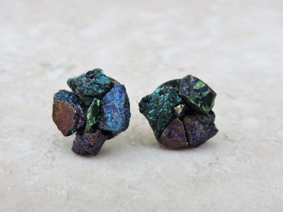 17 Best images about Chalcopyrite Jewelry on my Etsy on ...