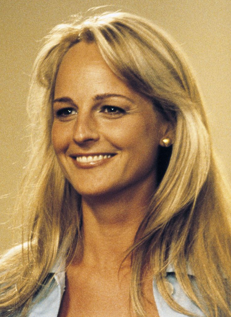 "helen hunt ~ Not a ""thing"", but she is sure a favorite!  I loved her talk show & she's such a genuine, sweet person."