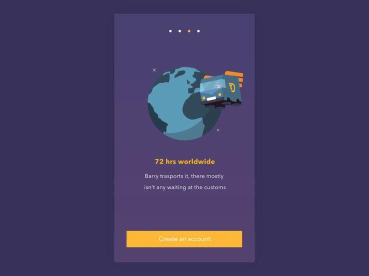 UI Interactions of the week #14 — Muzli -Design Inspiration