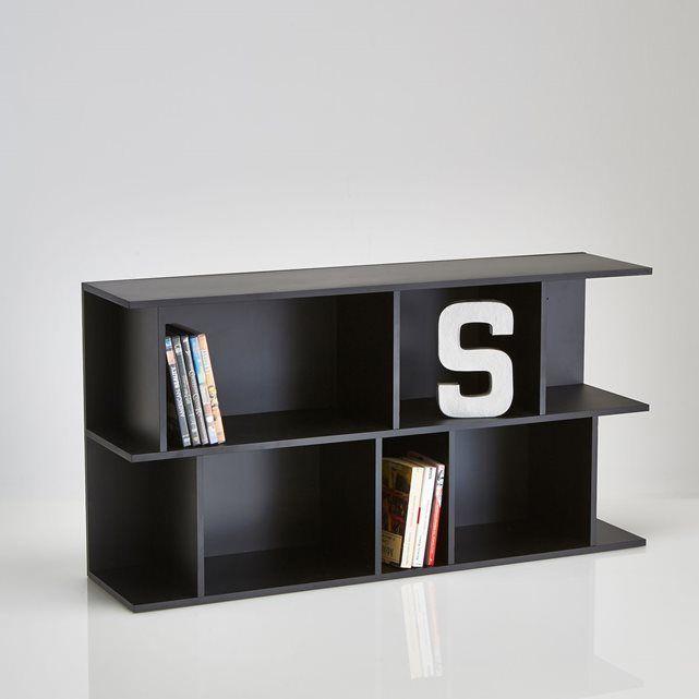 etag re murale verticale ou horizontale mdf laqu la. Black Bedroom Furniture Sets. Home Design Ideas