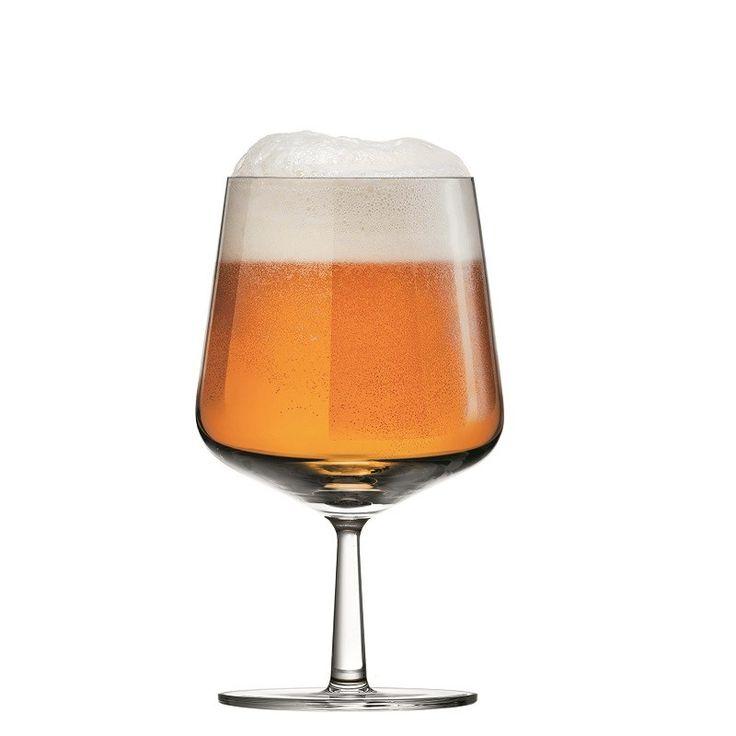 Iittala Essence Beer Glasses, set of 2