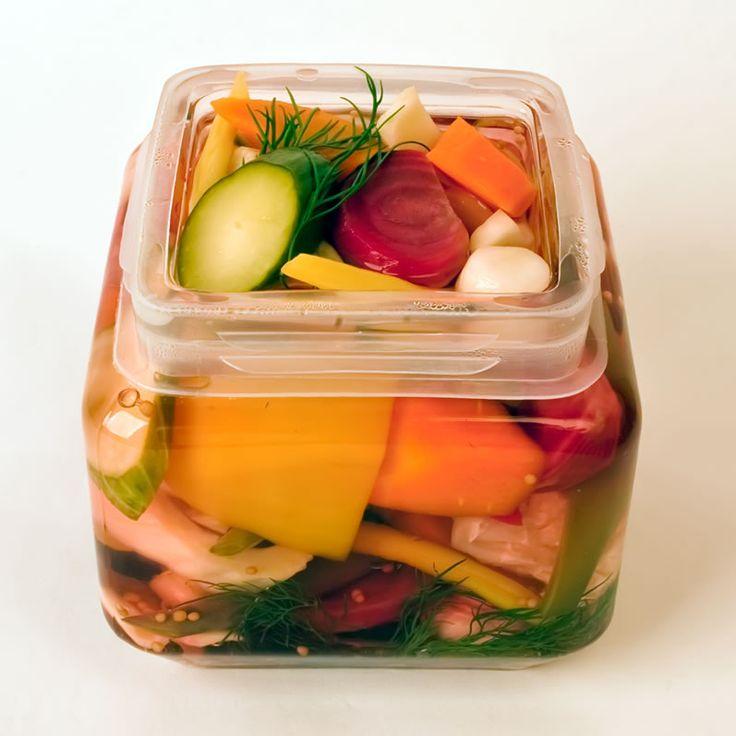 Italian Giardiniera | Recipes | Pinterest | Dice, Pickling ...