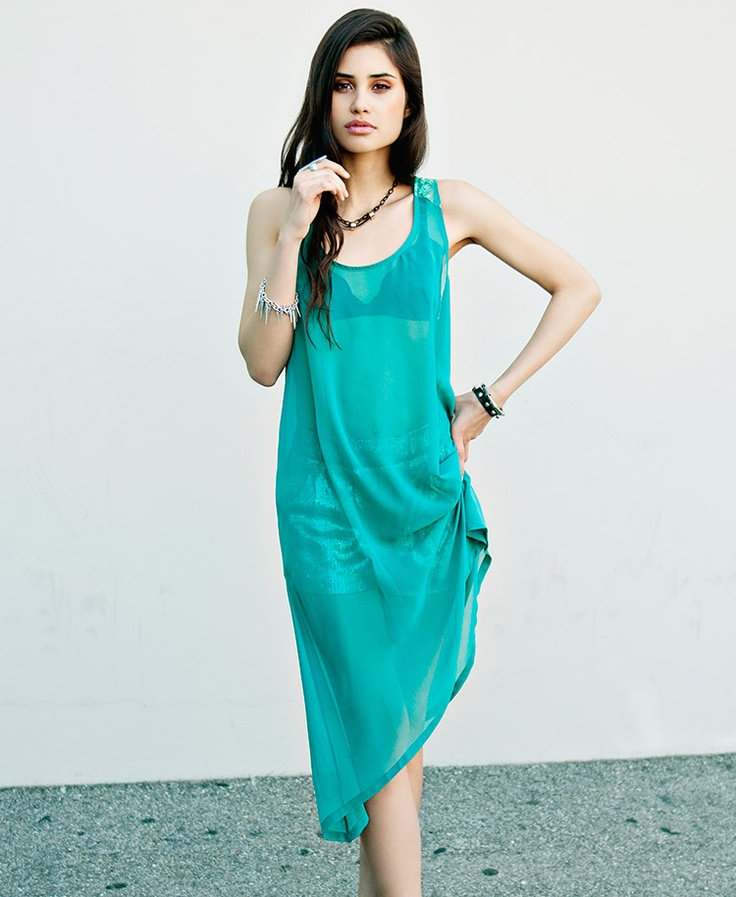 Asymmetrical Midi \: Asymmetrical Midi, Midi Dresses, Dresses Topfashion, Dresses Womenfashion, Dresses Usd, Style, Teal Dresses, Forever21 Summer, Asymmetrical Teal