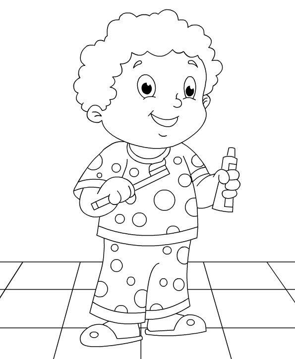 body hygiene coloring pages   37 best hygiene kinder,garten images on Pinterest   Owl ...