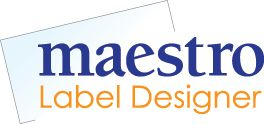Maestro label Designer - The Premier way to create, design and print your labels