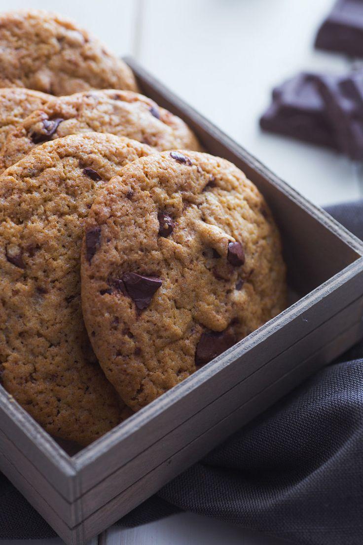 Biscotti senza burro: scopri la versione più light dei classici cookies!  [No butter cookies]