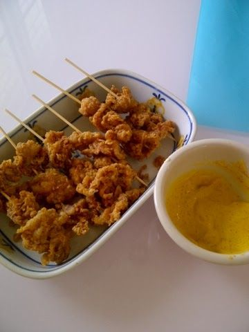Simple Home Recipe By Me: Old Chang Kie Squid Head