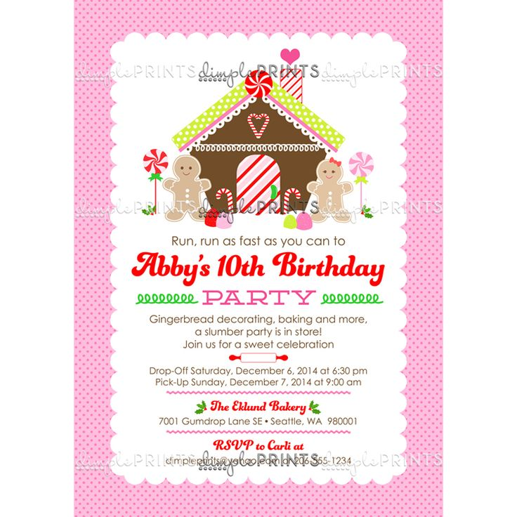 131 best Winter Birthday and Baby Shower Invitations images on ...