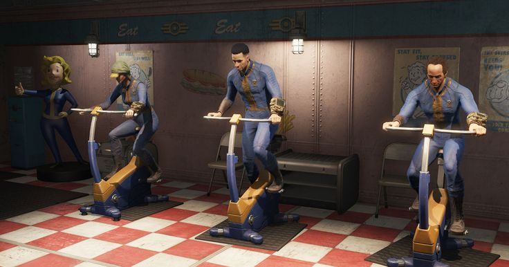Latest 'Fallout 4' Expansion Lets Players Build a Custom Vault | Digital Trends