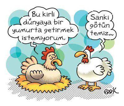 Komik Karikatür Fotoğrafı