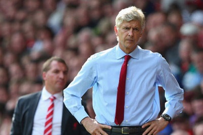 Arsenal manager Arsene Wenger believes 'recent history' led to his team's defensive fragility in their 2-2 draw with Liverpool.    Visit : http://www.sportsbox360.com/editorial-2207-football-wenger-early-concession-franked-formline