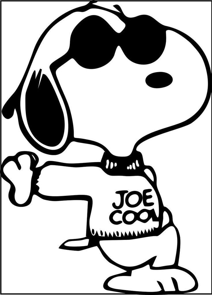 Die Besten 25 Snoopy Malvorlagen Ideen Auf Pinterest