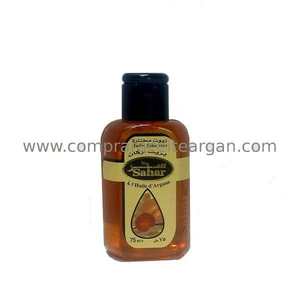 Aceite de argán masajes Sahar al mejor precio - Cosmética Marroquí