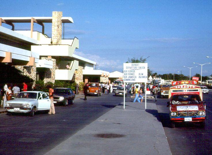 François Duvalier International Airport, Port-au-Prince, Haiti, 1981-83