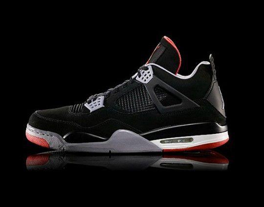 Air Jordan IV (4) Bred 2012 : Sortie Confirmée