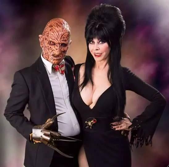 Elvira and Freddy