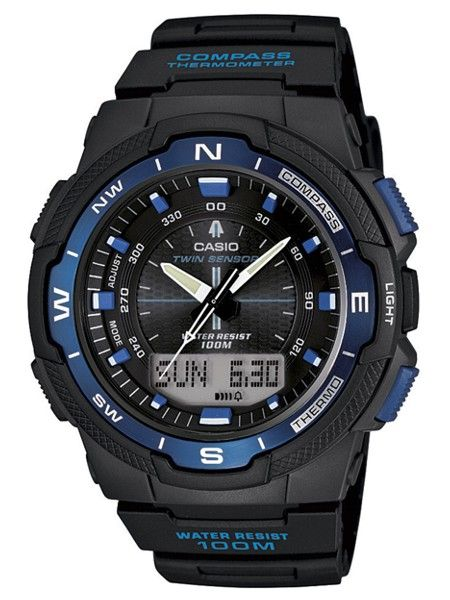 CASIO COLLECTION | SGW-500H-2BVER