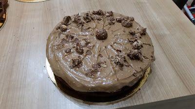 Sims Cake Shop: Bolo Ferrero Rocher