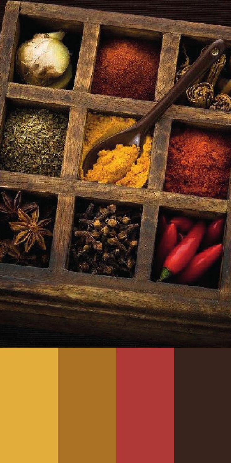 Thai Cultural Colors เฉดสี, อาหารและเครื่องดื่ม